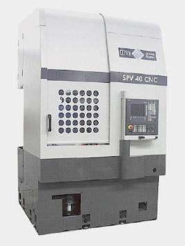 Centro de torneado CNC Vertical con cambio automático de herramienta CZTech