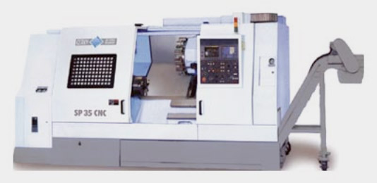 Torno CNC Horizontal CZTech