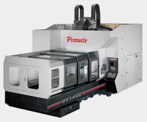 Pinnacle Centros de mecanizado tipo granty
