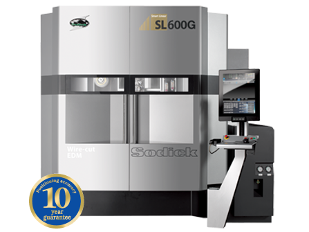 Sodick SL600G Wire EDM Machine