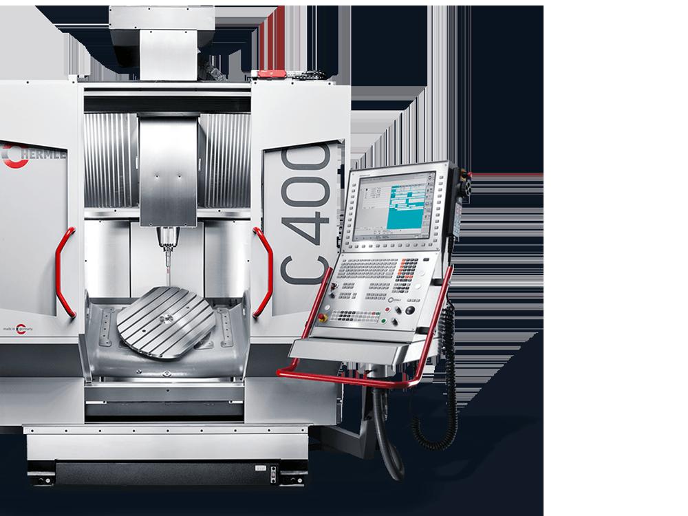 Hermle C400 Centro de mecanizado