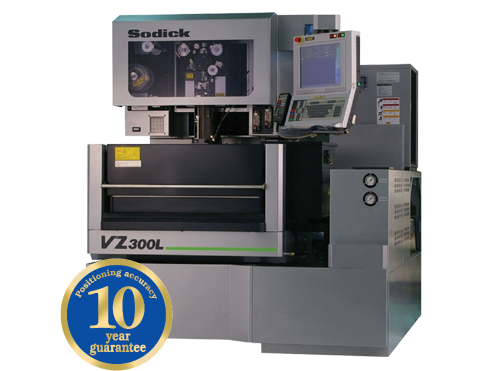 Sodick VZ300L Wire EDM - Electroerosión por hilo