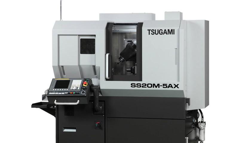 Tsugami SS20M-5AX